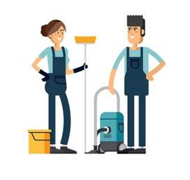House keeping staff for hotel