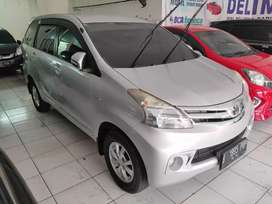 Toyota Avanza G 2014 MT cash and Kredit