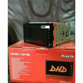 Jual murah..! DOUBLE DIN DHD 1076, support dvd/mp3/mp4/avi usb
