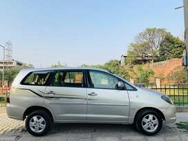 Toyota Innova Top model passing 2026