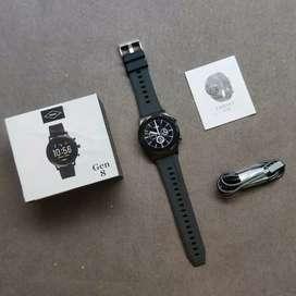 Fossil Gen8 Smartwatch.