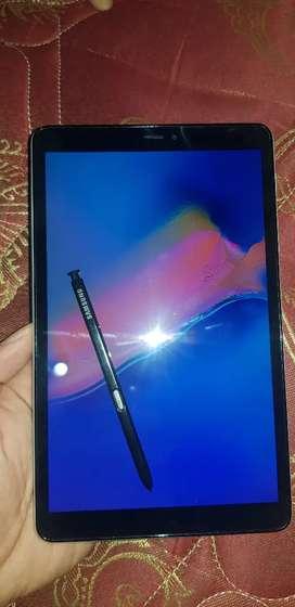 Samsung Galaxy Tab A with pen