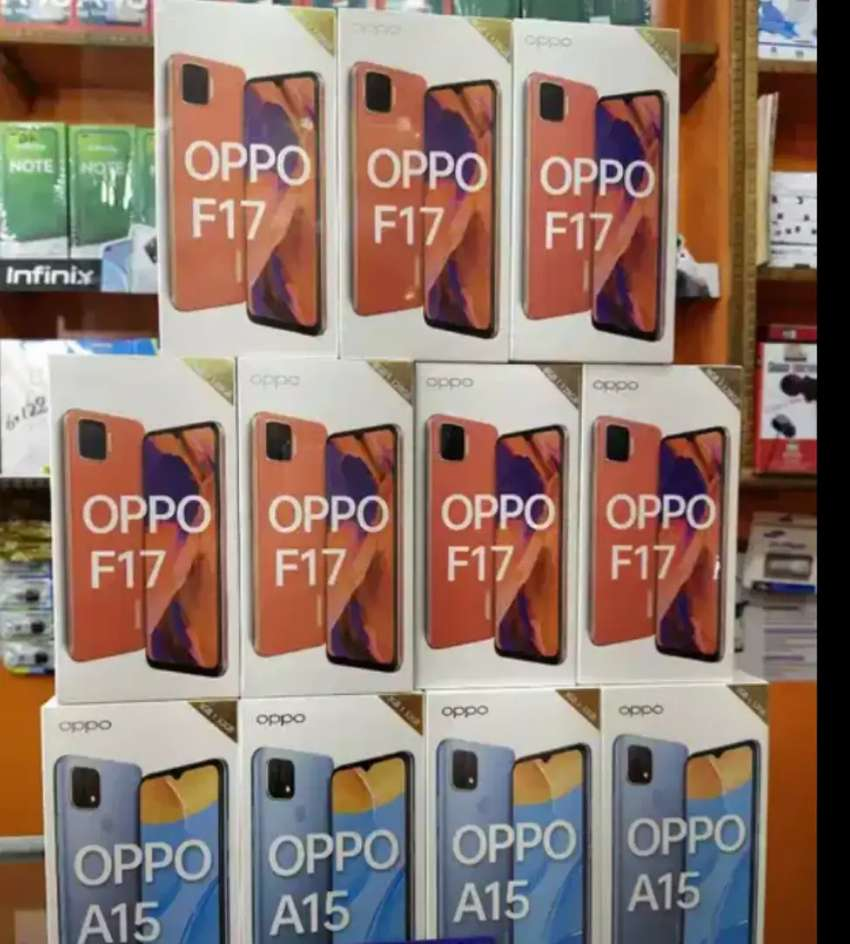 OPPO F17 BOX PACK (8+128) WHOLE SALE RATE