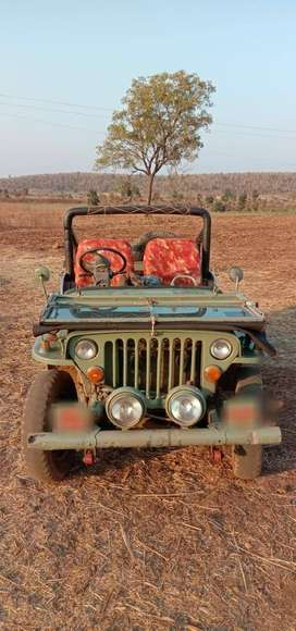 Mahindra Willys 1960 Diesel Well Maintained