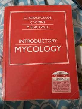 Introductory Mycology by CJ Alexopoulos