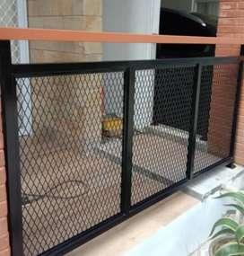 Kami bengkel las nerimah pemasangan pagar ram @@6056