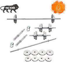 Door Delivery Gym Plates, Bench, Dumbells Brand New hard chrome @COD