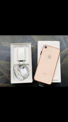Get Apple Iphone 8 in Good Working Condition