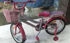 Sepeda anak 5-8 tahun
