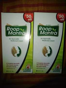 Roop Mantra Ayurvedic Cream 2 Pack