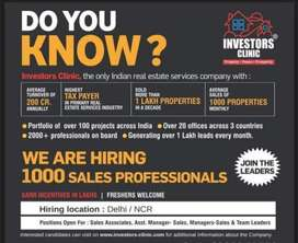 Looking for sales executive in Noida Location