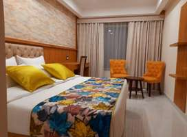 12 Rooms Hotel available for lease on Fixed 1,00,000/- PM at Haridwar