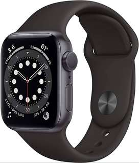 Apple Watch New Series 6 44mm All colors available...