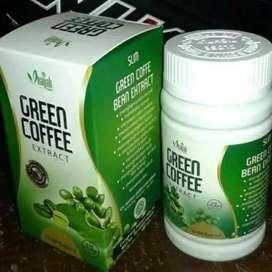 Green coffe kapsul pelangsing