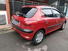 istimewa!! peugeot 206 2001 Manual Terawat | TT picanto city car