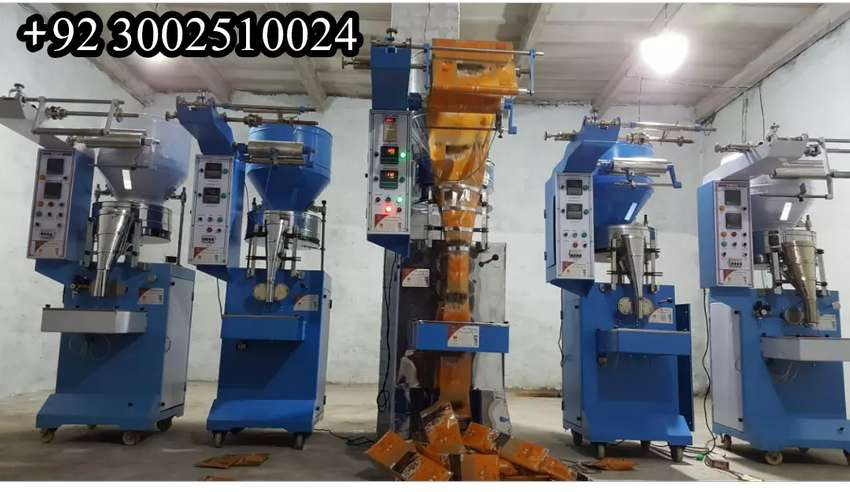 Automatic Tea Spices and Powders Packing  Machines Latest Model 0