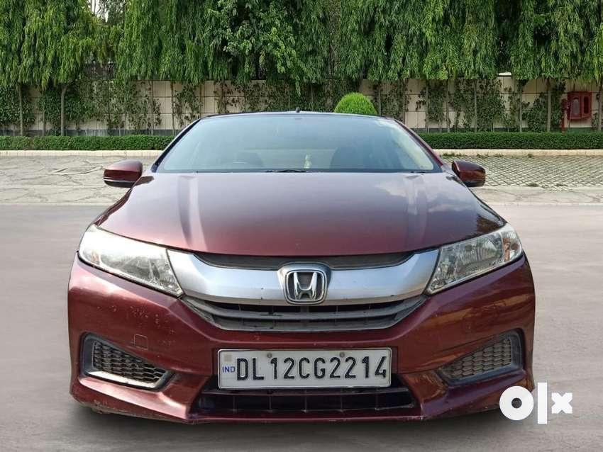 Honda City S Diesel, 2014, Diesel 0