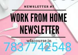 *The ever best opportunity for students, housewives, retired person an