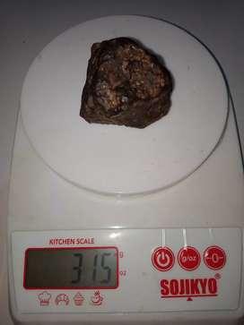 Batu meteorit stone temuan