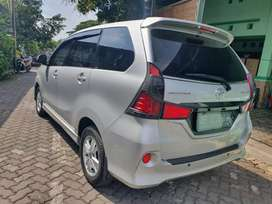 Grand Avanza Veloz manual 2018 Istimewa