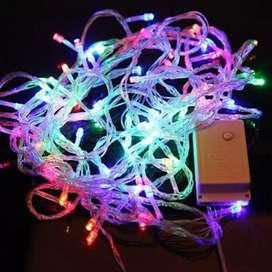 Lampu tumblr,lampu cabai kecil,lampu hias ,lampu tahun baru natal