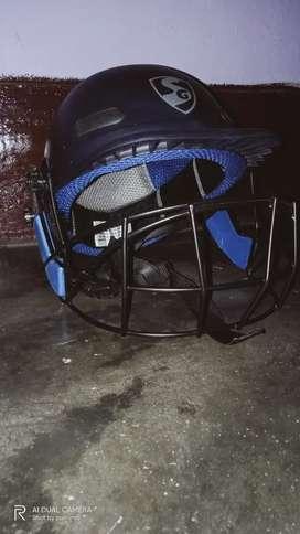 34-38 cm boys cricket helmet