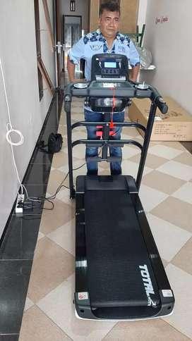 Treadmill elektrik TL 607 bayar dirumah id 810118