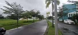 KAVLING SUKAJADI Posisi Bagus Jalan Utama Hadap Utara Tinggal Bangun