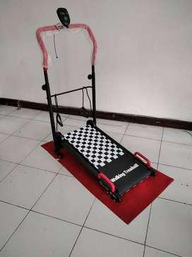alat olahraga treadmil multy paling murah bisa 4 gerakan