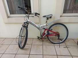Jual cepat dan murah sepeda gunung bisa dilipat