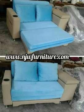 Sofa santai lipat monalisa
