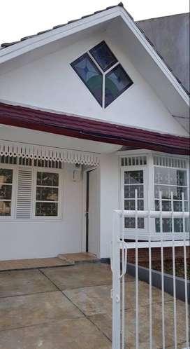 Rumah baru renovasi bisa buat kost2an di sektor 5 bintaro