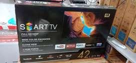 "40"" soundbar smart LED TV"