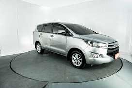 Toyota Innova 2.4 V AT 2017 Silver