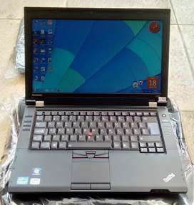 """Lenovo L412 ci3 4gb 320gb 14"""" dvd Full"""