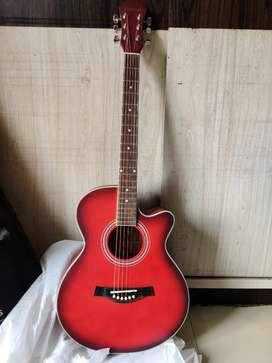 Unused Guitar