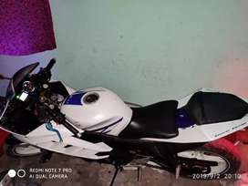 All papers ok good condition R15 bike