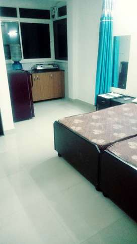 One RK Fully furnished available for rent