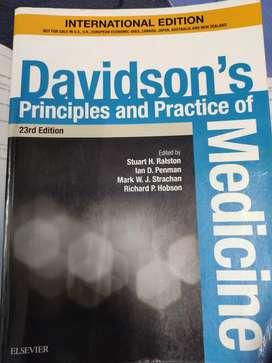 23rd editionDavidson's Medicine  New and Unused!