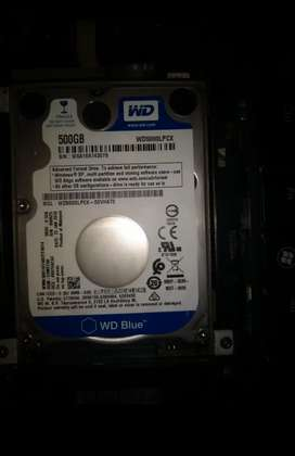 500gb hdd for laptop