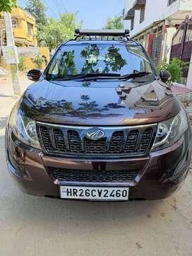 Mahindra XUV500 W4, 2016, Diesel