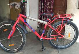 Red colour milton cycle new
