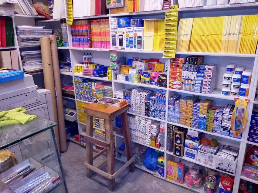 Stationary Shop 0