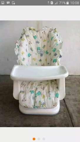 Kursi makan bayi/anak/AGAPIA