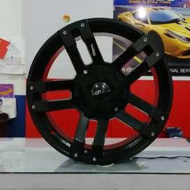 Toko velg&ban STRIKE ready ring 20 pcd 5x114,3 fortuner,pajero,alphard