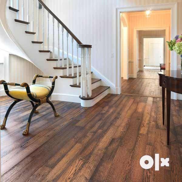 German Imported Wooden Flooring at reasonable price - Rs. 75 per sqft 0