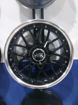 For Sale Velg HSR R17 for yaris,swift,jazz,mobilio,freed,sigra,avanza,