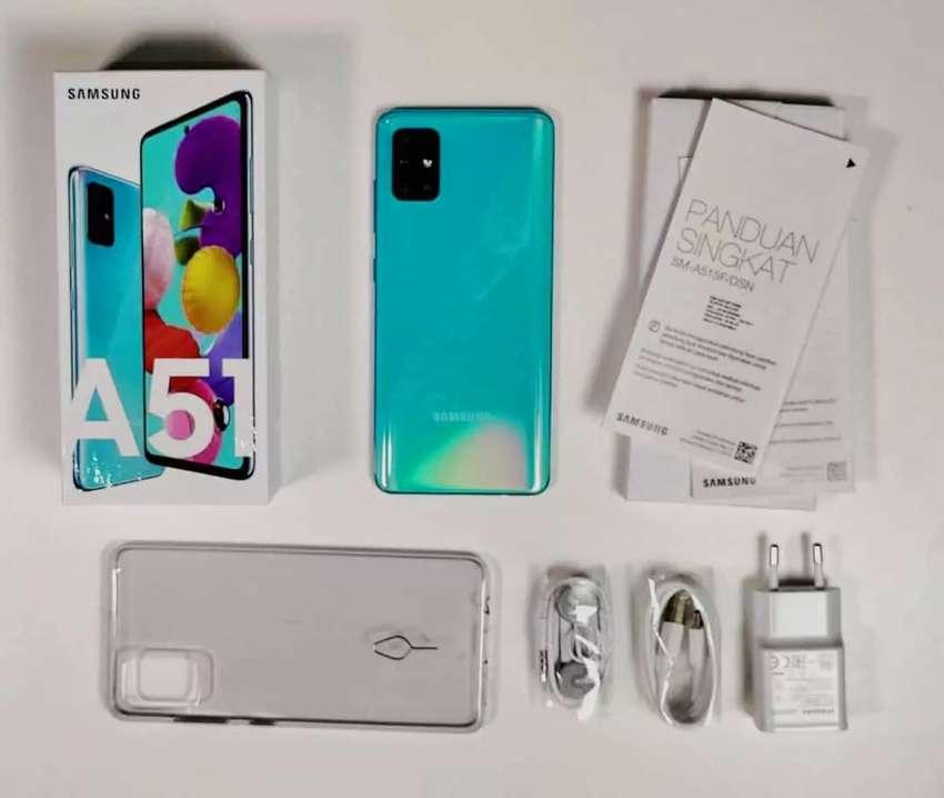 Samsung A51 cash & kredit 0