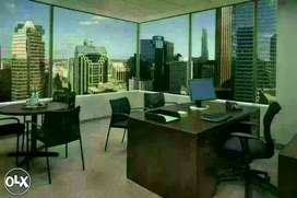 2 female office Assistant and 2 Females personal secretary