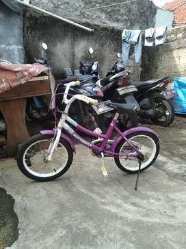 "Sepeda anak ""16"